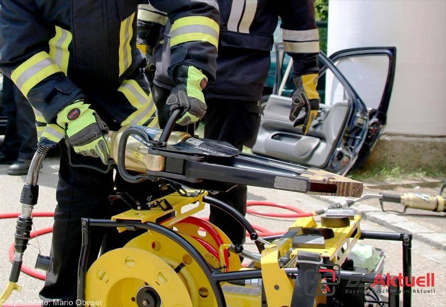 Feuerwehr Spreizer