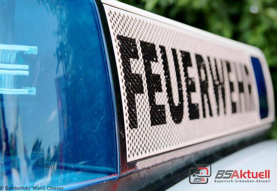 Feuerwehr Blaulichtbalken