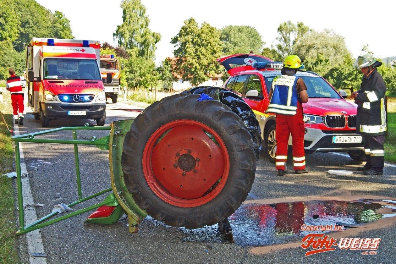 VerkehrsunfallTraktorKrumbach