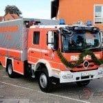 FeuerwehrGünzburgVersorgung LKW