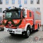 Fahrzeugausstellung Feuerwehr Günzburg
