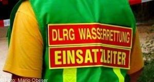 DLRG Wasserwacht Einsatzleiter