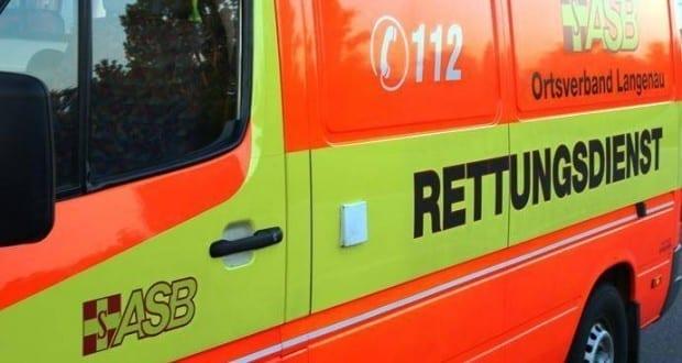 Rettungswagen ASB