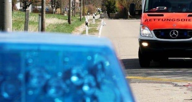 Blaulicht und Rettungswagen. BSAktuell