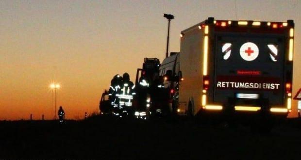 Rettungswagen Feuerwehr, Polizei