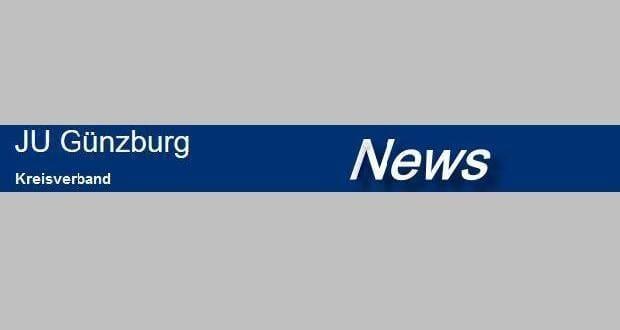 Junge Union Günzburg Titelbild auf BSAktuell