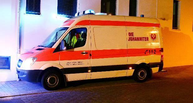 Johanniter Unfallhilfe Rettungswagen aus Kötz