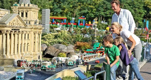 Legoland Deutschland Resort in Günzburg.