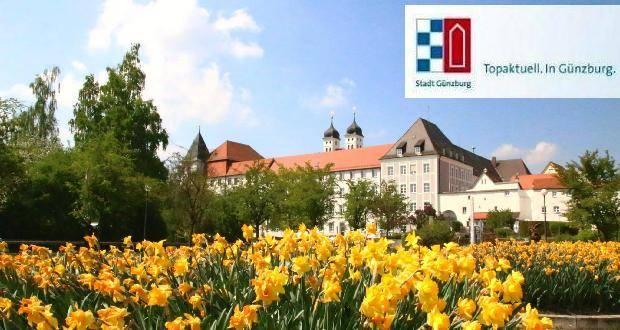 Stadt Günzburg als Titelbild für Beiträge