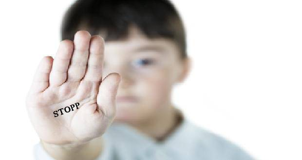 Kind Stopp Missbrauch