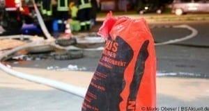 Oelbindemittel Feuerwehr Betriebsmittel