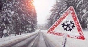 Schnee Winter Glatteis, Winterliche Straßenverhältnisse