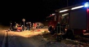 Verkehrsunfall endet in Syrgenstein Tödlich