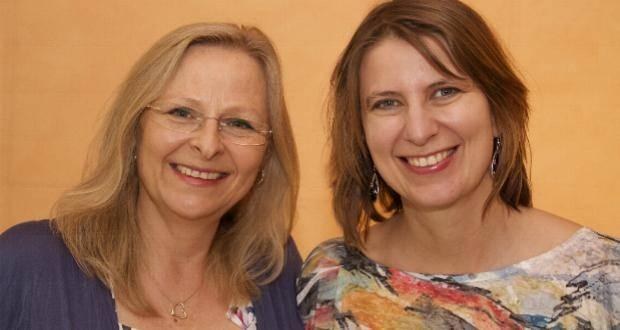 Lasung von Irene Hülsermann und Petra Plaum