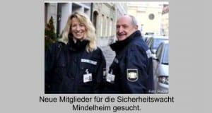 Sicherheitswacht Mindelheim