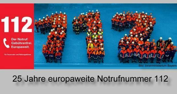 JahreNotrufEuropaweitgültig