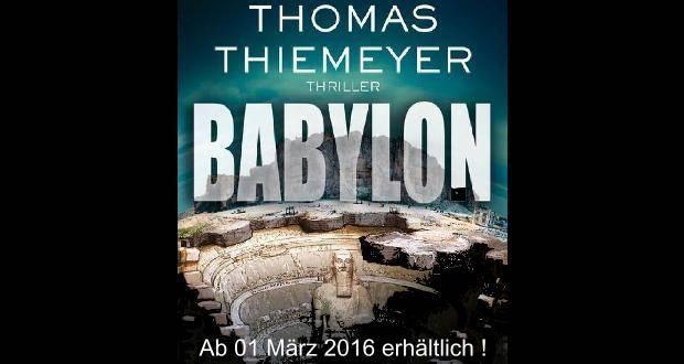 Babylon Thomas Thiemeyer