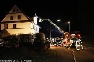 Zimmerbrand Goldbach Kreis Günzburg