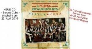 Cuba Boarischen Tour CD