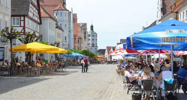 Sommerregelung Marktplatz Guenzburg