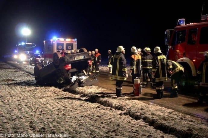 VerkehrsunfallEbersbach WettenhauserStraße..
