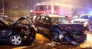 Verkehrsunfall Guenzburg Ulmer Straße