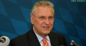 Innenminister Joachim Herrmann, MdL.