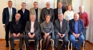Konstituierende Sitzung des Seniorenbeirats der Stadt Günzburg