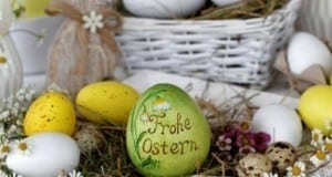 Ostern Osterkorb