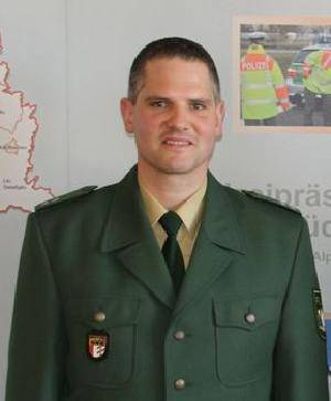 Polizeioberkommissar Jakob Kehrer