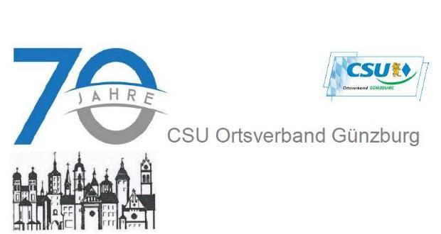 70 Jahre CSU Günzburg
