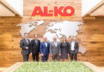 AL-KO Gruppenbild