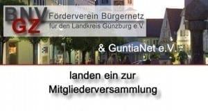 BNV Bürgernetzverein Günzburg