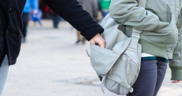 Handtasche Dieb Raub