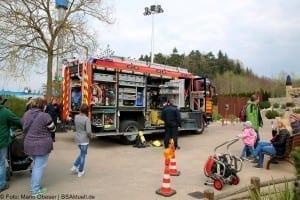 Hilfslöschfahrzeug Offingen Helden Event Legoland Deutschland Günzburg