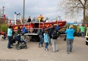 Rettungsboot Offingen Helden Event Legoland Deutschland Günzburg