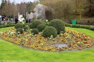 Blumenbeet Helden Event Legoland Deutschland Günzburg