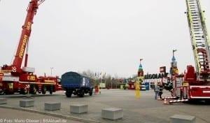 Fahrzeugausstellung Helden Event Legoland Deutschland Günzburg