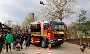 Feuerwehr Offingen Helden Event Legoland Deutschland Günzburg