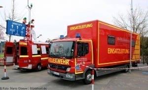 Katastrophenschutz Landkreis Günzburg Feuerwehr Helden Event Legoland Deutschland Günzburg