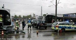 Verkehrsunfall Ulm mit Straßenbahn03