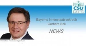 Gerhard Eck Md News