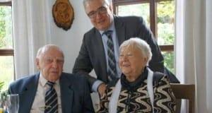 70 Hichzeitstag Boetcher Ludwigsfeld