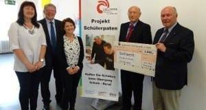 Pressefoto_Lions Club spendet 2000 Euro