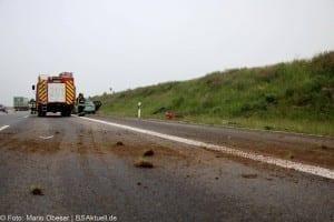 Verkehrsunfall Autobahn 8 Leipheim 28052016 5