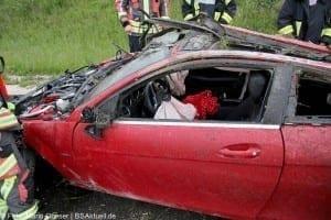 Verkehrsunfall Autobahn 8 Leipheim 28052016 7