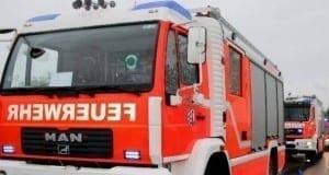 Feuerwehr Günzburg im Einsatz
