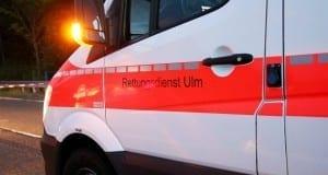 Rettungsdienst Ulm Rettungswagen