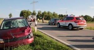 Verkehrsunfall Rollerfahrerin Koetz-Oxenbronn_10072016_11