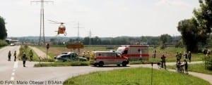 Motorradunfall Offingen-Gundremmingen 5